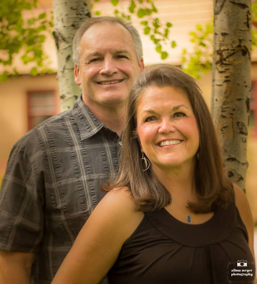Tim & Janet Johns - Founder and President